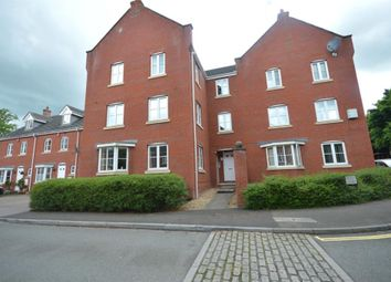 Thumbnail 2 bed flat for sale in Orchid House, Medley Court, Exeter, Devon