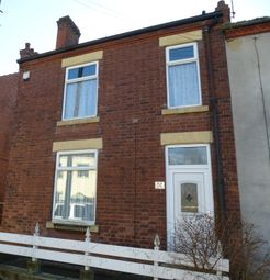 Thumbnail 4 bed end terrace house for sale in Dixie Street, Jacksdale, Nottingham
