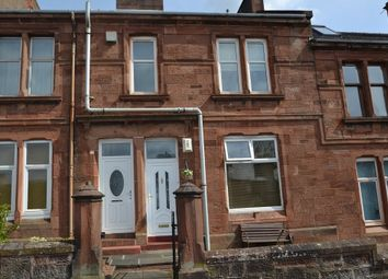 Thumbnail 1 bed flat for sale in 10, Finlaystone Street, Coatbridge, North Lanarkshire