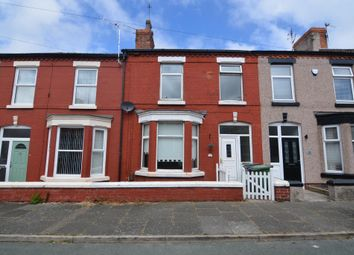 Thumbnail 3 bed terraced house to rent in Marlwood Avenue, Wallasey
