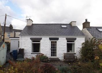 Thumbnail 2 bed detached house for sale in Bethel, Caernarfon, Gwynedd