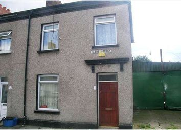 Thumbnail 2 bed end terrace house to rent in Glebe Street, Newport