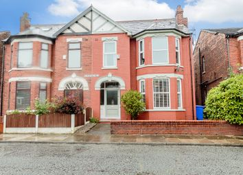 Thumbnail 4 bed semi-detached house for sale in Alresford Road, Salford, Greater Manchester