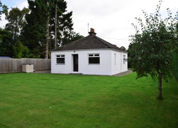 Thumbnail 2 bed detached house for sale in Golf Course Road, Blairgowrie, Perthshire