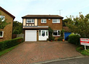 Thumbnail 4 bed detached house for sale in Telham Close, Hastings, East Sussex