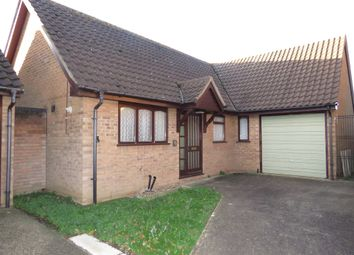 Thumbnail 3 bed detached bungalow for sale in Gurney Drive, Sprowston, Norwich