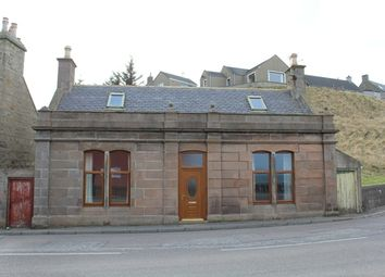 Thumbnail 3 bed detached house for sale in Baron Street, Buckie