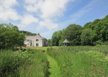 Thumbnail 5 bed detached house for sale in Llanychaer, Fishguard