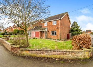 Thumbnail 3 bedroom link-detached house for sale in Norwich Road, Bawdeswell, Dereham