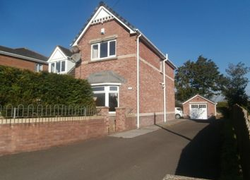 Thumbnail 4 bedroom property to rent in Heol Tabor, Bryn, Llanelli