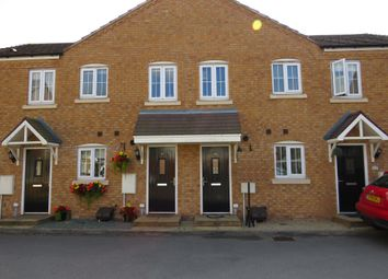 Thumbnail 2 bed town house for sale in Hollingworth Mews, Bridgtown, Cannock