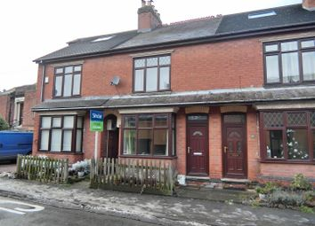 Thumbnail 2 bed terraced house for sale in Main Street, Swannington, Leicestershire