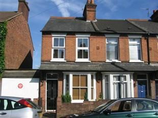 Thumbnail 2 bed end terrace house to rent in Upper Culver Road, St Albans