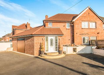 Thumbnail 3 bed semi-detached house for sale in Sissons Avenue, Middleton, Leeds