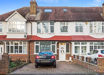 Thumbnail 4 bed terraced house for sale in Sandringham Road, Worcester Park