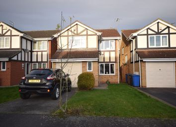 Thumbnail 3 bed detached house for sale in Taverners Crescent, Littleover, Derby