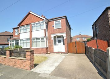 Thumbnail 3 bed semi-detached house for sale in Ashbourne Road, Stretford, Manchester