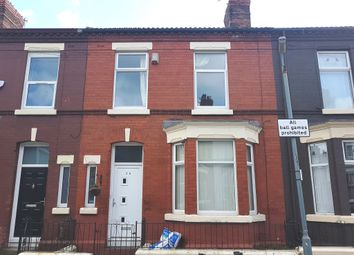 Thumbnail 3 bed terraced house for sale in Esher Road, Liverpool