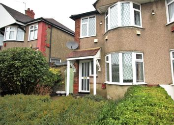 Thumbnail 3 bedroom terraced house to rent in East Rochester Way, Sidcup, Kent