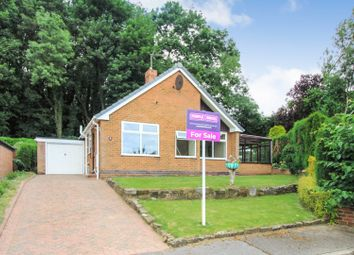 Thumbnail 2 bed detached bungalow for sale in Hathaway Close, Old Tupton, Chesterfield