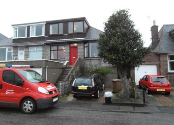 Thumbnail 4 bed semi-detached house to rent in Donmouth Road, Bridge Of Don, Aberdeen