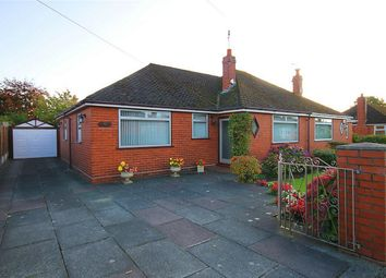 Thumbnail 3 bed semi-detached bungalow for sale in Campbell Crescent, Great Sankey, Warrington