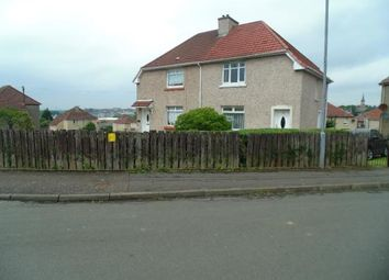 Thumbnail 2 bed semi-detached house for sale in Monklands Road, Airdrie