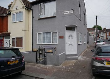 Thumbnail 5 bed end terrace house for sale in Cobden Road, Chatham