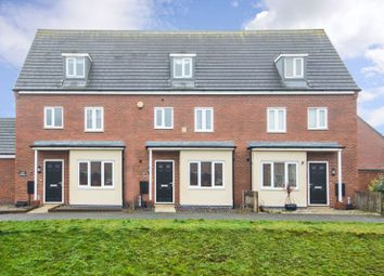 4 bed terraced house for sale in St. Thomas Way, Hawksyard, Rugeley WS15