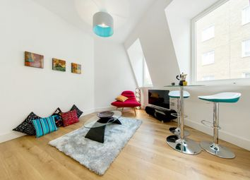 Thumbnail 1 bedroom flat for sale in Silks Apartments, Wadding Street, London, London