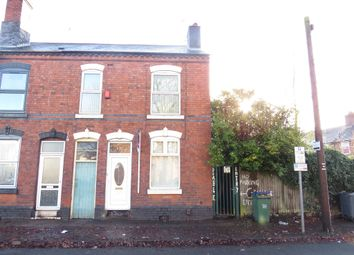 3 bed terraced house for sale in Oak Road, West Bromwich B70