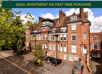 Thumbnail 1 bed flat for sale in De Montfort Court, Stoneygate, Leicester