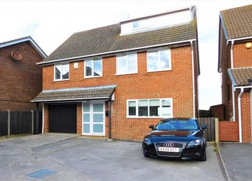 Thumbnail 5 bed detached house for sale in Hinchliffe Road, Hamworthy, Poole