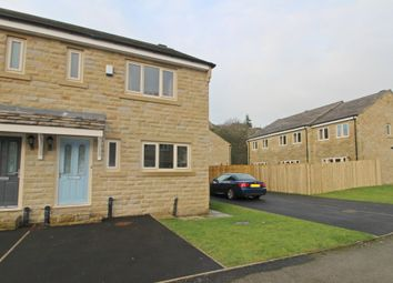 Thumbnail 3 bedroom semi-detached house to rent in Perseverance Place, Holmfirth