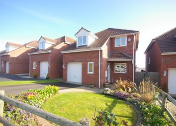 Thumbnail 4 bed detached house for sale in Chestnut Way, Minehead