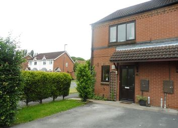 Thumbnail 2 bed semi-detached house for sale in Comfrey Close, Littleover, Derby