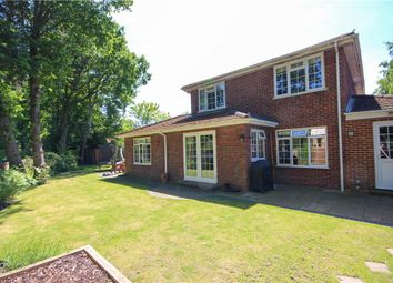 Thumbnail 4 bed detached house for sale in Spruce Way, Fleet, Hampshire