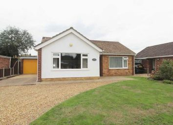 Thumbnail 3 bed detached bungalow for sale in Back Lane, Rollesby, Great Yarmouth