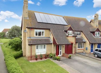 Thumbnail 4 bed detached house for sale in Merlin Drive, Sandy
