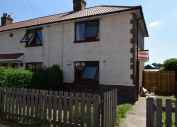Thumbnail 2 bed semi-detached house to rent in Brookside, Carlisle