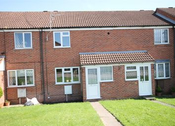 Thumbnail 2 bed terraced house for sale in Magdalene View, Newark, Nottinghamshire.