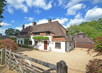 Thumbnail 4 bed detached house for sale in Fir Tree Lane, West Chiltington, West Sussex