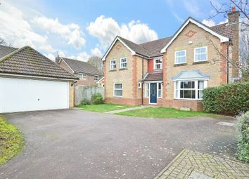 Thumbnail 4 bed detached house for sale in Durfold Road, Horsham