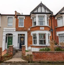 Thumbnail 3 bed terraced house for sale in Studley Avenue, London