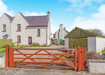 Thumbnail 3 bed semi-detached house for sale in Fyrish Crescent, Evanton, Dingwall