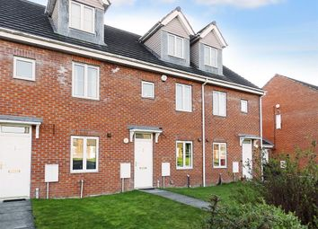Thumbnail 3 bedroom town house for sale in Clotherholme Road, Ripon
