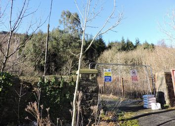 Thumbnail Land for sale in Cross Brook Street, Blaenrhondda, Treorchy