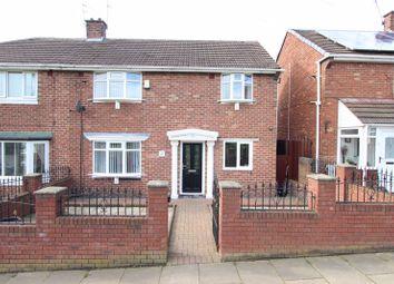 3 bed semi-detached house for sale in Galashiels Road, Grindon, Sunderland SR4