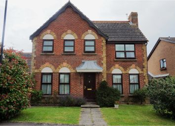 Thumbnail 4 bed detached house for sale in Perryfields, Burgess Hill
