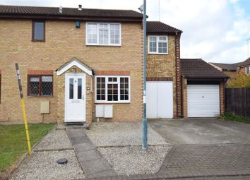 Thumbnail 3 bed semi-detached house for sale in Richardson Close, Greenhithe, Kent